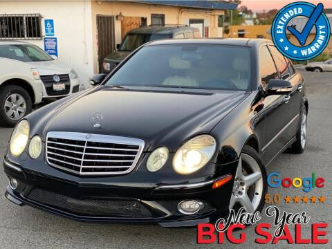 2007 Mercedes-Benz E-Class for sale at Gold Coast Motors in Lemon Grove CA