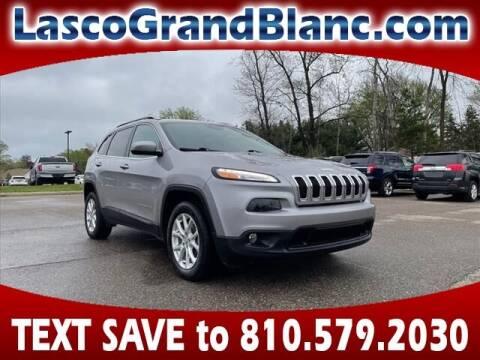 2018 Jeep Cherokee for sale at Lasco of Grand Blanc in Grand Blanc MI