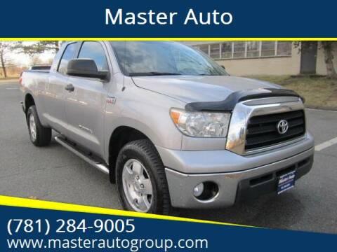 2008 Toyota Tundra for sale at Master Auto in Revere MA