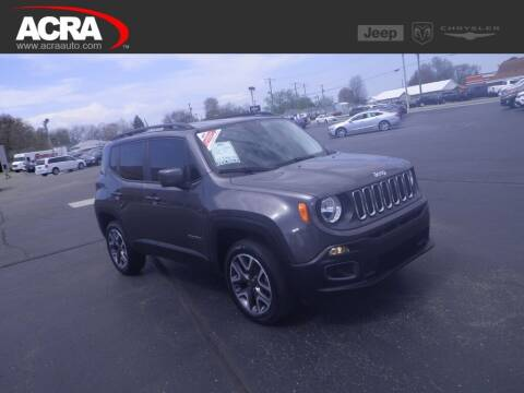2016 Jeep Renegade for sale at BuyRight Auto in Greensburg IN