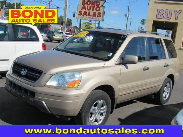2005 Honda Pilot for sale at Bond Auto Sales in St Petersburg FL