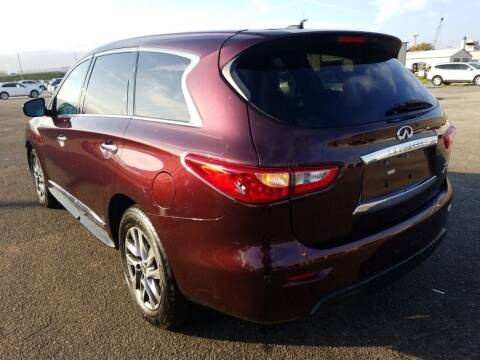 2013 Infiniti JX35 for sale at GP Auto Connection Group in Haines City FL