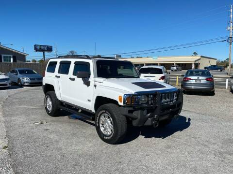 2007 HUMMER H3 for sale at Lucky Motors in Panama City FL