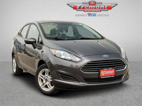 2019 Ford Fiesta for sale at Rocky Mountain Commercial Trucks in Casper WY
