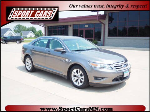 2011 Ford Taurus for sale at SPORT CARS in Norwood MN