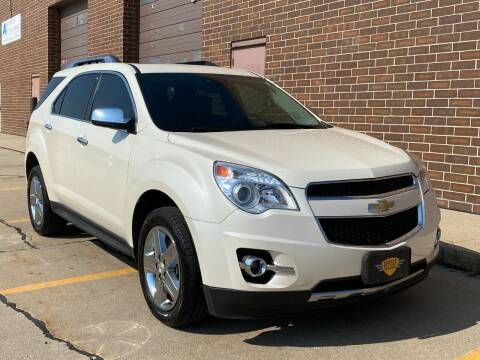 2015 Chevrolet Equinox for sale at Effect Auto Center in Omaha NE