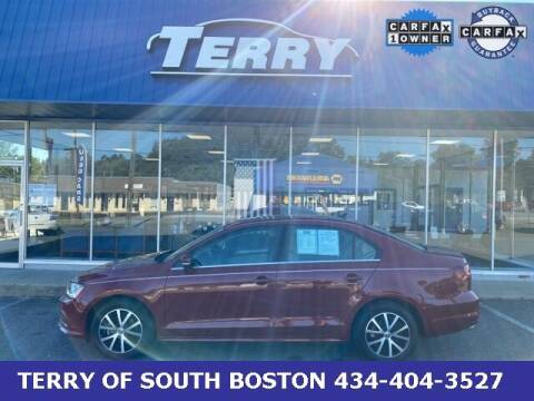 2017 Volkswagen Jetta for sale at Terry of South Boston in South Boston VA