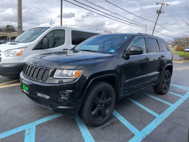2015 Jeep Grand Cherokee for sale at iCar Auto Sales in Howell NJ
