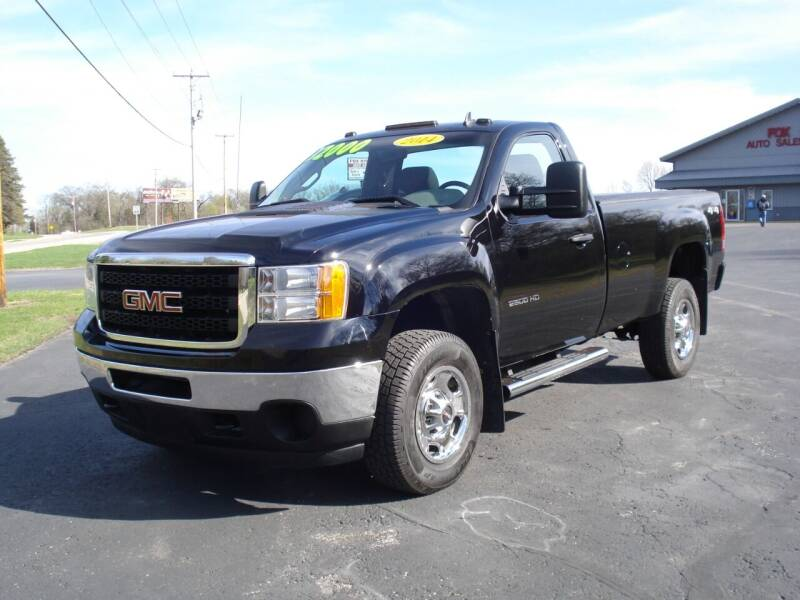 2014 GMC Sierra 2500HD for sale at Fox River Auto Sales in Princeton WI