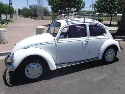 1969 Volkswagen Beetle for sale at J & E Auto Sales in Phoenix AZ