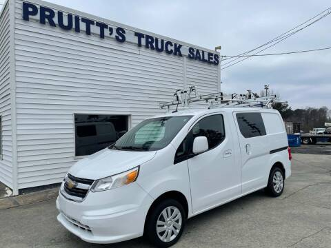 2015 Chevrolet City Express Cargo for sale at Pruitt's Truck Sales in Marietta GA