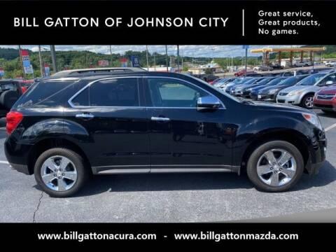 2015 Chevrolet Equinox for sale at Bill Gatton Used Cars - BILL GATTON ACURA MAZDA in Johnson City TN