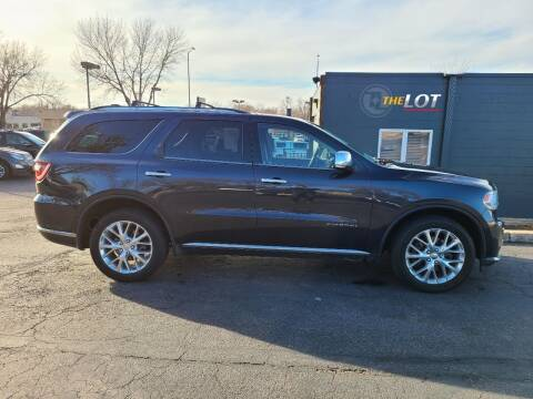 2014 Dodge Durango for sale at THE LOT in Sioux Falls SD