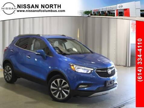2018 Buick Encore for sale at Auto Center of Columbus in Columbus OH