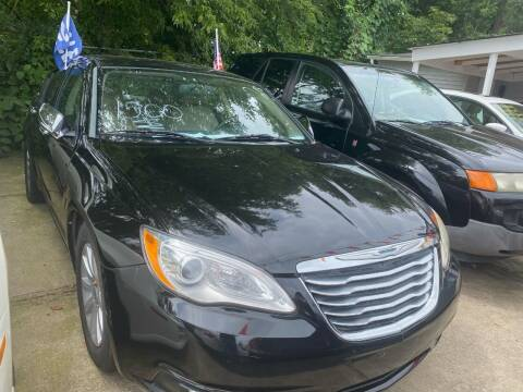 2013 Chrysler 200 for sale at BUY RITE AUTO MALL LLC in Garfield NJ