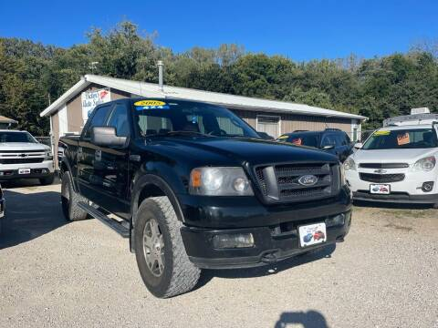 2005 Ford F-150 for sale at Victor's Auto Sales Inc. in Indianola IA