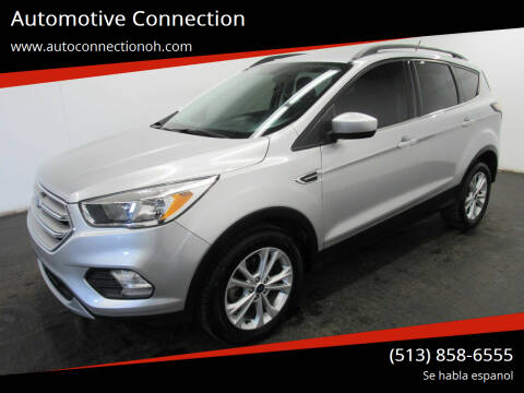 2018 Ford Escape for sale at Automotive Connection in Fairfield OH
