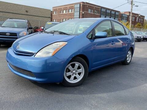 2006 Toyota Prius for sale at Samuel's Auto Sales in Indianapolis IN