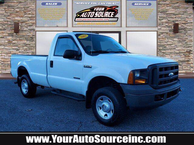 2005 Ford F-250 Super Duty for sale at Your Auto Source in York PA