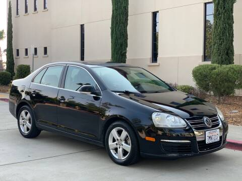 2009 Volkswagen Jetta for sale at Auto King in Roseville CA