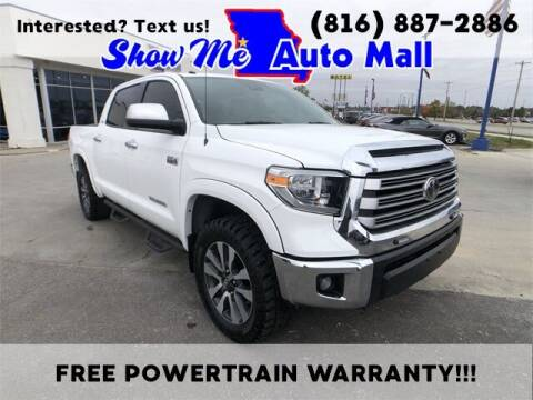 2018 Toyota Tundra for sale at Show Me Auto Mall in Harrisonville MO