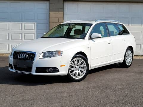2008 Audi A4 for sale at Riverfront Auto Sales in Middletown OH