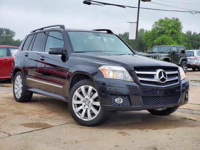 2012 Mercedes-Benz GLK for sale at KC MOTORSPORTS in Tulsa OK