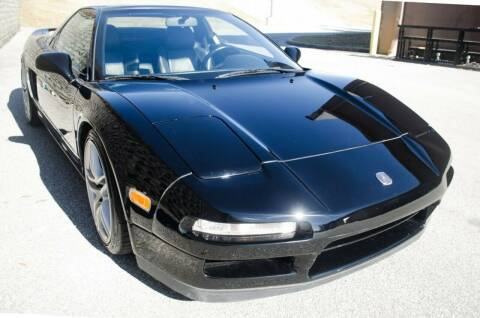 1995 Acura NSX for sale at NJ Enterprises in Indianapolis IN
