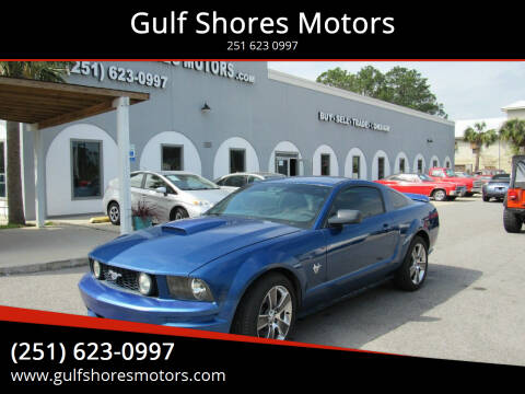 2009 Ford Mustang for sale at Gulf Shores Motors in Gulf Shores AL