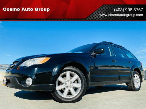 2008 Subaru Outback for sale at Cosmo Auto Group in San Jose CA