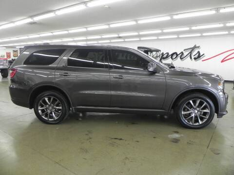 2015 Dodge Durango for sale at 121 Motorsports in Mount Zion IL