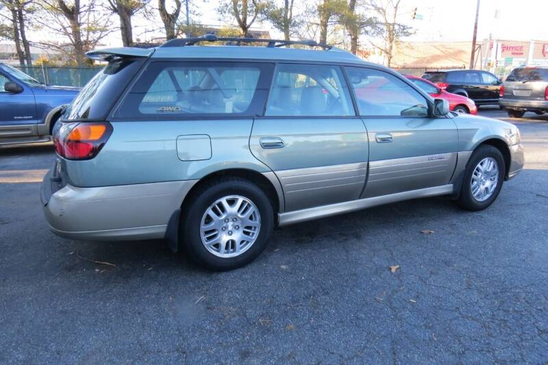 2004 Subaru Outback for sale at Jerry Morese Auto Sales LLC in Springfield NJ