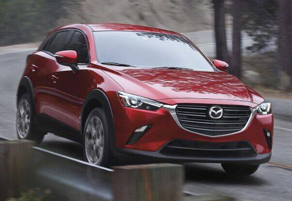 2021 Mazda CX-3 for sale at Diamante Leasing in Brooklyn NY