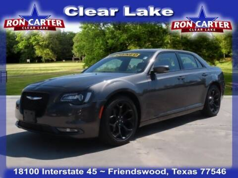 2019 Chrysler 300 for sale at Ron Carter  Clear Lake Used Cars in Houston TX
