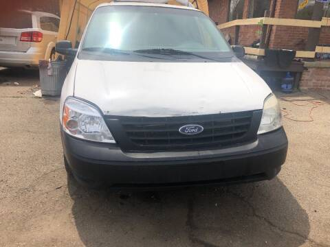 2005 Ford Freestar for sale at Automotive Center in Detroit MI