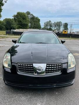 2004 Nissan Maxima for sale at Affordable Dream Cars in Lake City GA