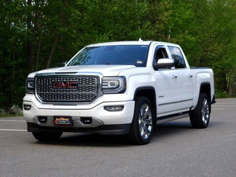2016 GMC Sierra 1500 for sale at Auto Mart in Derry NH