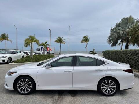 2020 Lexus ES 350 for sale at Niles Sales and Service in Key West FL