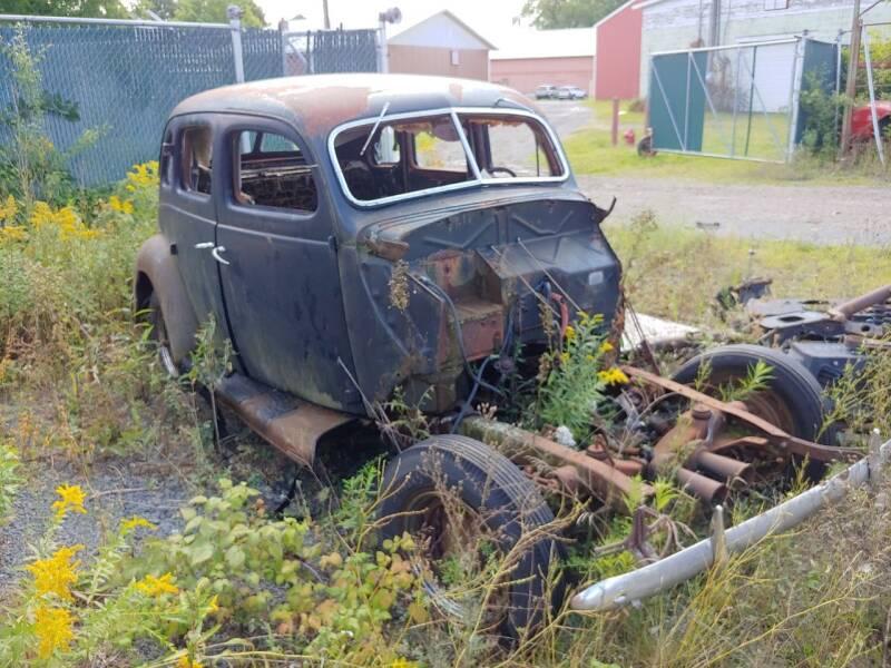 1937 Ford Deluxe for sale at Strandbergs Auto Inc in Centuria WI