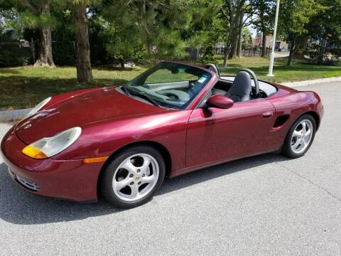 1998 Porsche Boxster for sale at Plum Auto Works Inc in Newburyport MA