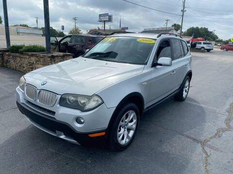 2009 BMW X3 for sale at Import Auto Mall in Greenville SC
