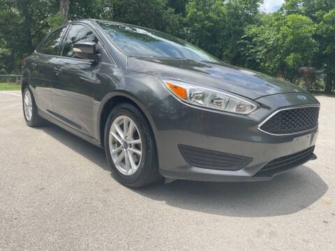 2017 Ford Focus for sale at Thornhill Motor Company in Lake Worth TX