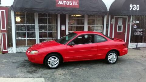 2000 Ford Escort for sale at Autos Inc in Topeka KS
