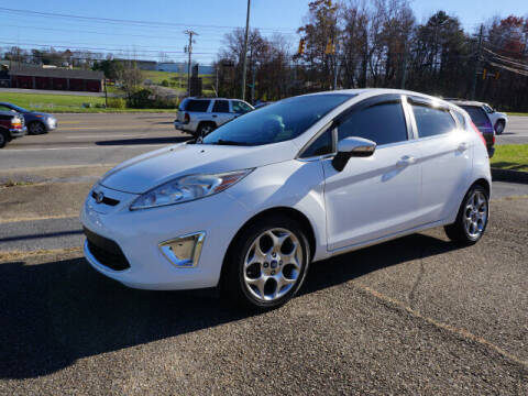 2012 Ford Fiesta for sale at CHAPARRAL USED CARS in Piney Flats TN