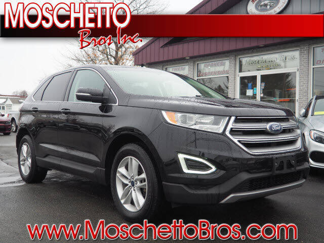 2018 Ford Edge for sale at Moschetto Bros. Inc in Methuen MA