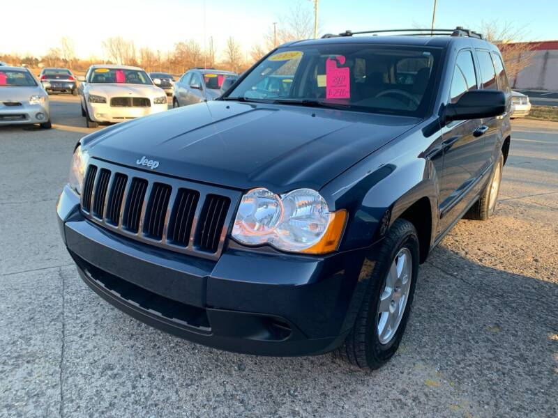 2009 Jeep Grand Cherokee for sale at Cars To Go in Lafayette IN