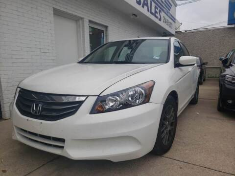 2011 Honda Accord for sale at Best Royal Car Sales in Dallas TX