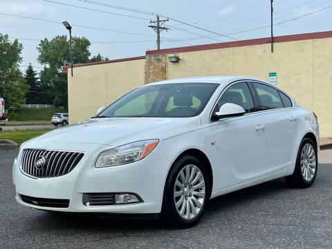 2011 Buick Regal for sale at North Imports LLC in Burnsville MN