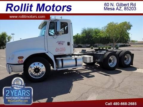 2000 Freightliner FL112 for sale at Rollit Motors in Mesa AZ
