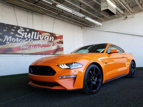 2020 Ford Mustang for sale at SULLIVAN MOTOR COMPANY INC. in Mesa AZ